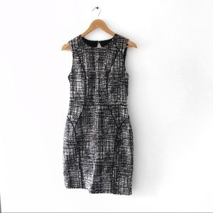 H&M Tailored Cocktail Dress